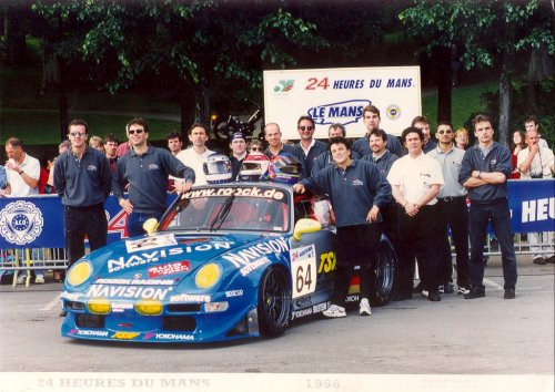 Roock Motorsport (Germany) LeMans 1998